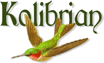 Logo - Kolibrian.at